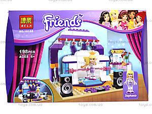 Конструктор Brick Friends «Генеральная репетиция», 10155, цена