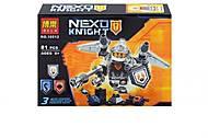 Конструктор Brick «NEXO knights» в коробке, 10512, отзывы