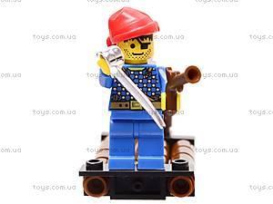 Конструктор Brick «Пираты», 1201, купить