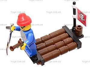 Конструктор Brick «Пираты», 1201, фото