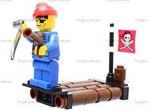 Конструктор Brick «Пираты», 1201, отзывы