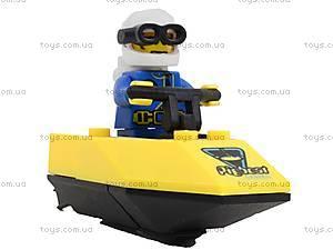 Конструктор Brick «Подводная серия», 1209, игрушки