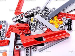 Конструктор Brick «Пожарная машина», 9606, игрушки
