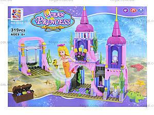 Конструктор для детей Brick «Русалка», 6039, цена