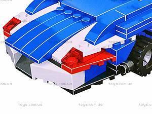 Конструктор детский «Спортивная машина», 3006, игрушки