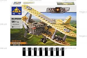 Конструктор Brick «Военная техника», 126 деталей, KY82001