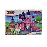 Конструктор Brick «Замок» для девочек, 5241, фото