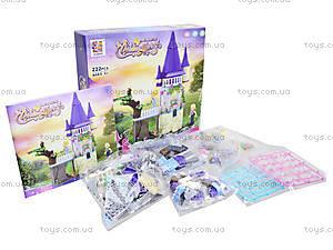 Конструктор детский «Замок принцессы», 6034, фото