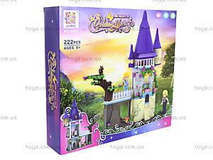 Конструктор детский «Замок принцессы», 6034, цена