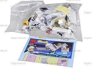 Конструктор детский «Космический спутник», 44 детали, 506, фото