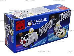 Конструктор детский «Космический спутник», 44 детали, 506