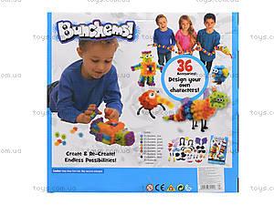 Конструктор-липучка Bunchems, 400 деталей, 5501, магазин игрушек