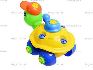 Детский конструктор «Черепаха», YZ1011, фото