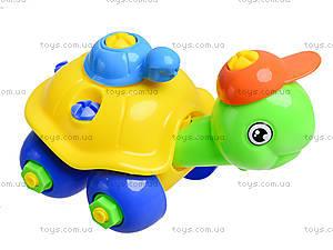Детский конструктор «Черепаха», YZ1011, отзывы