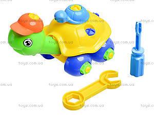 Детский конструктор «Черепаха», YZ1011, цена