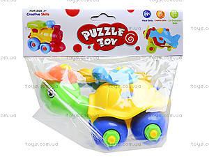Детский конструктор «Черепаха», YZ1011, игрушки