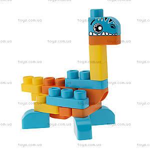 Конструктор Chicco «Динозаврики», 30 элементов, 06811.00, фото