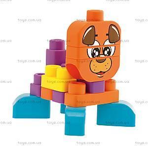 Конструктор Chicco «Животные на ферме», 40 элементов, 60140.00, цена