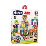 Конструктор Chicco «Творчество», 70 элементов, 07425.00, отзывы