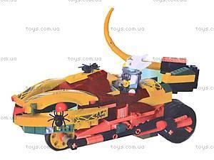 Конструктор Chim «Боевая машина», 7030, цена