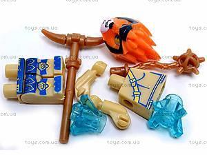 Конструктор Chim «Герои королевства Чима», RC246370, отзывы
