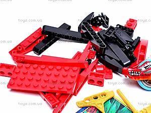 Детский игровой конструктор «Мотоцикл», RC246357, детские игрушки