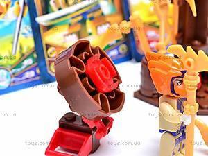 Конструктор с героями «Тайник», RC246322, детские игрушки