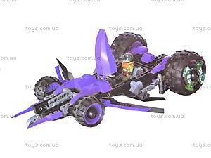 Детский конструктор с транспортным средством, 22047, отзывы