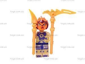 Конструктор Chim «Сторожевая башня» c чимациклами, 22042, toys