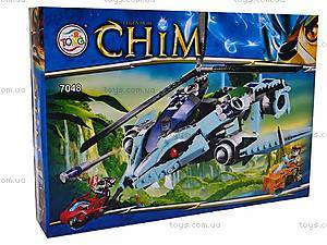 Конструктор Chim «Вертолет», 7048, отзывы
