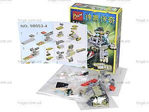 Конструктор «Кроко-транспорт», 127 деталей, 98053-4, фото
