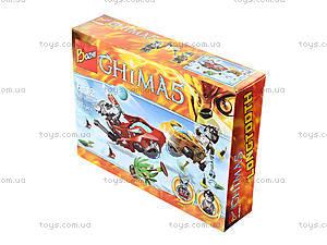 Детский конструктор Chima с чимациклами, 98067-5