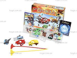 Детский конструктор Chima с чимациклами, 98067-5, цена