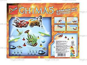 Детский конструктор Chima с чимациклами, 98067-5, игрушки
