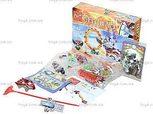 Детский конструктор Chima «Разар на мотоцикле», 98067-4, купить