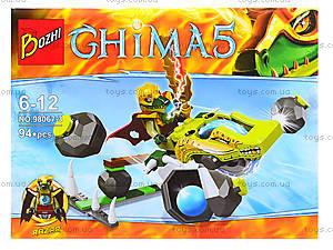 Конструктор Chima «Транспорт», 98067-3, отзывы