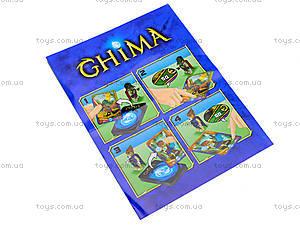Конструктор Chima, 41 деталь, 98027-1, игрушки