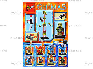 Детский конструктор Chima «Герой», 98062-4, купить