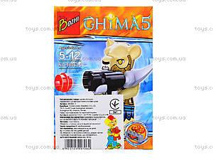 Детский конструктор «Герои Чима», 98062-1, отзывы