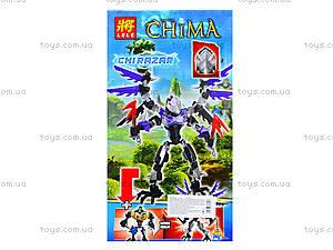 Детский конструктор Chima «Сила Чи», 70015-70020, фото