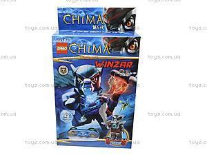 Конструктор Chima, детский, 5706, игрушки