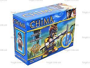 Конструктор Chima, для детей, 71775