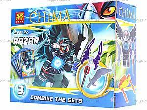 Конструктор Chima «Герой», RC70004, игрушки