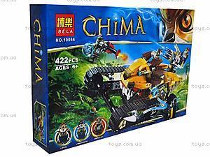 Конструктор Chima «Клан львов», 10056
