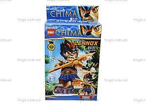 Конструктор Chima Legend, детский, 5705, купить