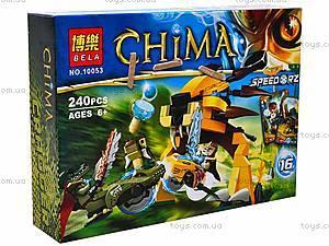 Конструктор Chima «Львиные ворота», 10053