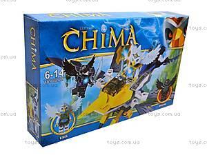 Конструктор Chima «Перехватчик Эрис», TD1002-A49, фото