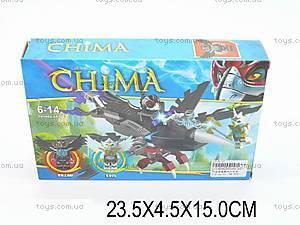 Конструктор Chima «Планер Разкала», TD1002-A47