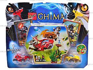 Конструктор Chima «Поединок», 98029