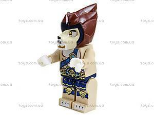 Конструктор Chima «Потрошитель Кроули», 10052, игрушки
